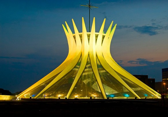 Architect Oscar Niemeyer turns 100.